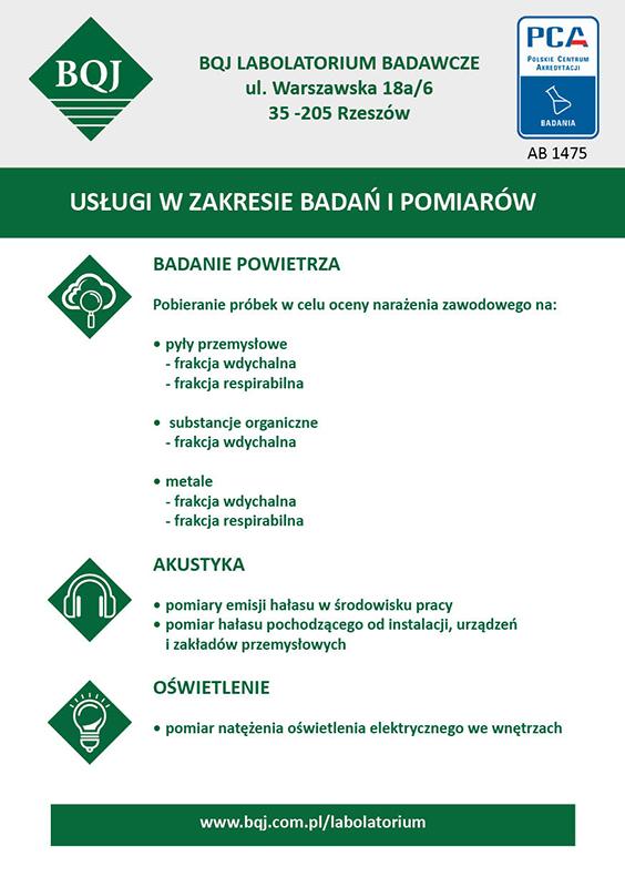 LABORATORIUM - image ulotka_laboratorium_badawcze-1 on http://bqj.com.pl